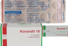 Photo of KORANDIL دواعي الاستخدام موانع الاستخدام الأعراض الجانبية