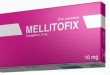 Photo of Mellitofix دواعي الاستخدام موانع الاستخدام الأعراض الجانبية سعر