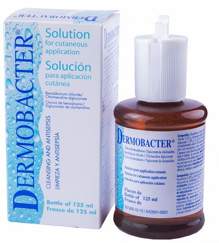 دواعي الاستعمال DERMOBACTER