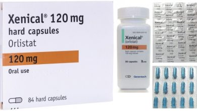 Photo of XENICAL دواعي الاستخدام موانع الاستخدام الأعراض الجانبية سعر العبوة