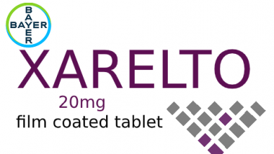 Photo of xarelto