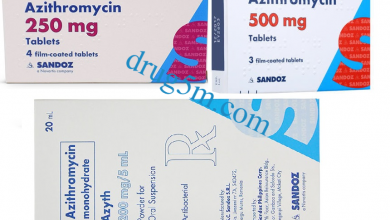 Photo of azithromycin sandoz أزيترومايسين