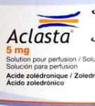 Photo of اكلاستا Aclasta دواعي الاستخدام موانع الاستخدام التحذيرات