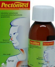Photo of بيكتوميد PECTOMED EXPECTORANT SYRUP	 مضاد للاحتقان مزيل للبلغم