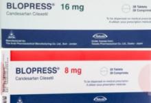 Photo of BLOPRESS دواعي الاستخدام موانع الاستخدام الأعراض الجانبية