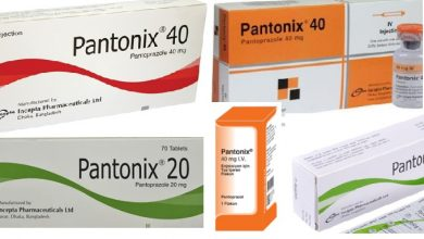 Photo of PANTONIX دواعي الاستخدام موانع الاستخدام الأعراض الجانبية
