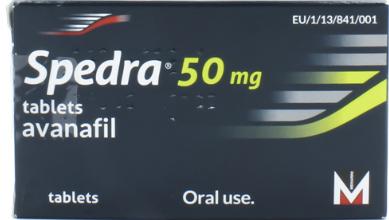Photo of Spedra دواعي الاستخدام موانع الاستخدام الأعراض الجانبية سعر