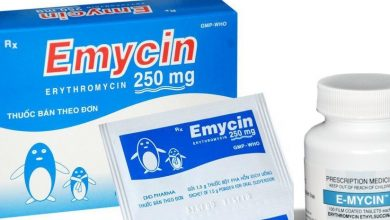Photo of E MYCIN دواعي الاستخدام موانع الاستخدام الأعراض الجانبية سعر العبوة