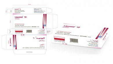 Photo of Lipomid دواعي الاستخدام احتياطات الاستخدام الأعراض الجانبية