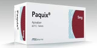 Photo of Paquix دواعي الاستخدام احتياطات الاستخدام الأعراض الجانبية