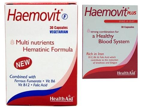Haemovit Plus فوائد