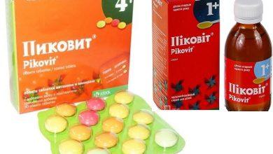 Photo of pikovit مكمل غذائي احتياطات الاستخدام دواعي الاستخدام الجرعة