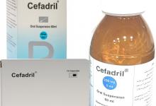 Photo of cefadril كبسولات وشراب مضاد حيوي علاج العديد من أنواع البكتيريا