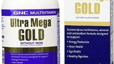 Photo of ultra mega gold without iron